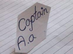 عشق فقط...  کاپیتان... زهرمار... خیلیم عشقم