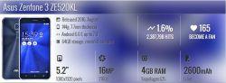 http://donya-digital.com/Products/grouptitle/perfix-6539 آشنایی با مشخصات گوشی Zenfone 3 در دنیای دیجیتال