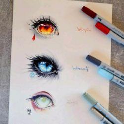 منکه میدونم با اون چشم وسطیه دل و ایمون باران میره :d