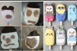 ب این نتیجه رسیدم ک بستنی عروسکی های ما واقعا پاچیده:/