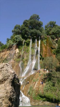 آبشار بیشه مرداد 97