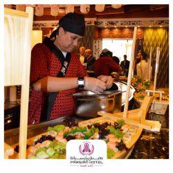 افتتاحیه شعبه سوم رستوران ژاپنی کنزو در هتل پارسیان آزادی. عکس ها و خبر کامل این مراسم را در وبسایت هتل بخوانید.  www.azadihotel.com