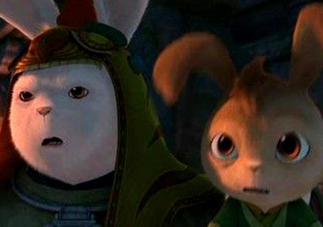 دانلود انیمیشن legend of a rabbit the martial of fire 2015