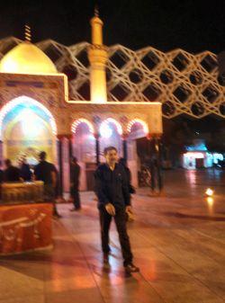 ماکت حرم امام حسین علیه السلام در تهران میدان امام حسین ع