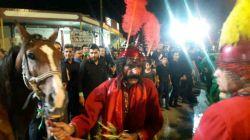 شمردرخوزستان شهرستان آغاجاری معروف به ایرج چرخی هرساله نقش شمردارد