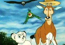 انیمیشن سلطان کوچک جنگل   www.filimo.com/m/TMpoz