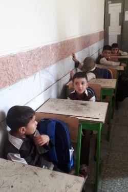 اولین روزمدرسه مهر ماه ۹۷ کلاس دوم دبستان  امیرمهدی مالک آبادی فرزند محمد رضا