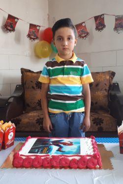 هفت سالگی امیرمهدی عزیز