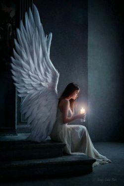 اگه انسانی باید پشت فرشته ها باشی .....