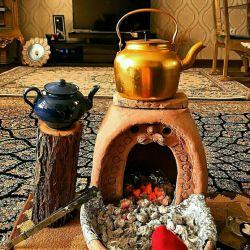ای چای دمت گرم که دم آمدہای ای صبح! چه خوش به جمع ما آمدہای ای دختر آفتاب! ناز قدمت شادم که بجای هرچه غم آمدہای  صبح بخیر