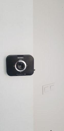 www.samsunglock.support نصب قفل دیجیتال کارتی SAMSUNG SHP-DS700 بدون دستگیره و امکان اتصال به ساعت هوشمند قفل دیجیتال سامسونگ، پرفروش ترین قفل دیجیتال در جهان تلفن : 09380941398