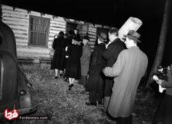 تصاویر :  مراسم جادو کردن هیتلر توسط غیب گوی آدم خوار ! ( ما و فرا زمینی ها )  https://t.me/infogeology/343