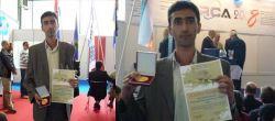 شاهین گوانجی برترین مخترع سال ایران کسب مدال طلای جهانی کرواسی