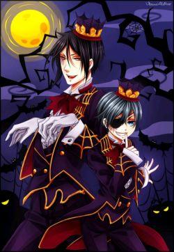 #هالووین خادم سیاه/این دوتا ست کردنا 0-0