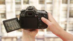 دوربین عکاسی 80D کانن با قیمت پایین و گارنتی  www.dorbin.shop
