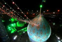 #عیدانه دم عیسی...عصای موسی...و قرآن محمد... اینک دنیا به انتظار موعودی نشسته که اعجازش #عشق است! سلام حضرت دلبر! عید شما مبارک!