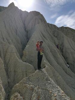 کوههایمینیاتوری یا مریخی(منطقه گردشگری چابهار)