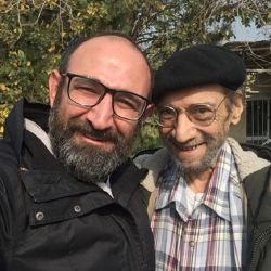 چهره شکسته حسین محب اهری درگیر با بیماری سرطان