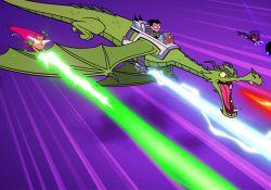انیمیشن تایتان های جوان به پیش  www.filimo.com/m/4JS80