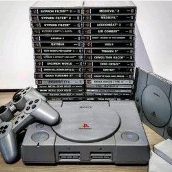 The King all of his knights! #playstation1 #ps1 #4theplayers  #psone #dualshock #gamers #game #videogames #gaming  #tekken  #metalgearsolid  #grandtheftauto  #residentevil  #crashbandicoot     #finalfantasy