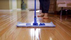 نظافت وشستشوی کف