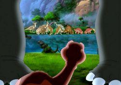 انیمیشن زمین قبل از زمان 9 : سفر به اقیانوس  www.filimo.com/m/Auc6M