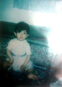 اینجا ۲ ساله بودم  ۱۳۸۵