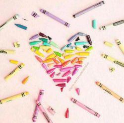 بالاخره باید به یک شکلی LOVE را نشون بدیم با نابود کردن یک عالم مدادشمعی......