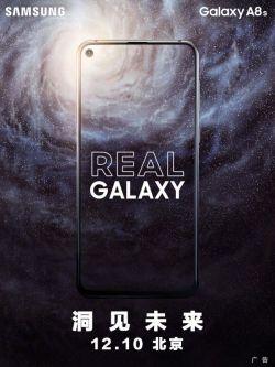 سامسونگ با بهروزرسانی نسخهی چینی وبسایت رسمی خود، عرضهی گلکسی A8 با نمایشگر حفرهدار Infinity-O را تأیید کرد. http://donya-digital.com/Blog/A/B-1729