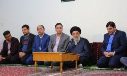 دیدار رییس ستاد اجرایی فرمان حضرت امام(ره) با نمایندهی محترم ولی فقیه در استان اصفهان