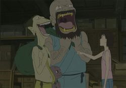 انیمیشن نامه ای به مومو