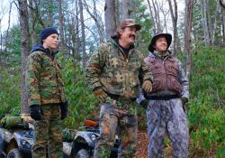 فیلم سینمایی افسانه شکارچی آهوی دم سفید