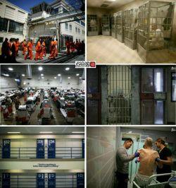 زندانهای #آمریکا به روایت تصویر... خبرگزاری رویترز تصاویری از داخل برخی زندانهای آمریکا و نحوه نگهداری زندانیان در آنها را منتشر کرده است.