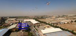 مانور هلال احمر 09196028059 helikopter.ir