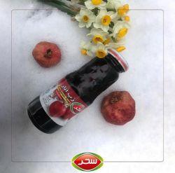 برف نو! سلام امیدواریم تو اولین روز زمستان و برف نو تنور دلتون گرم گرم باشه #رب_انار #انار #بدون_نگهدارنده #غذاى_سالم #برف #صنایع_غذایی_سحر