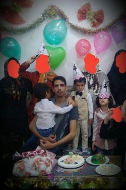 جشن تولد دادا کوچیکم ;)