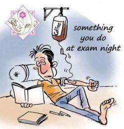 #something #you do at #exam_night #choose_wisely #اندیشمندانه_انتخاب_کنید