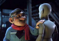 انیمیشن کوتاه بخت آزمایی کریسمس  www.filimo.com/m/CdQJ7