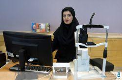نور در مسابقات جهانی می درخشد/ کسب مقام ششم جهانی توسط پرستار بیمارستان چشم پزشکی نور