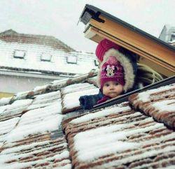 عع، برف اومده(: البته اینجا نیومده):