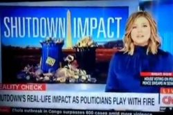 گزارش CNN از دوهفته تعطیلی دولت آمریکا:  کارمندان دولت: پول خرید غذا و دارو نداریم! قسط وام ها هم عقب افتاده! زبالهها جمع آوری نشده، توالتهای عمومی هم قابل استفاده نیست و #گوشه_و_کنار_خیابون #مدفوع_انسان دیده میشه! @Masafiranian