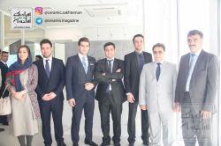افتتاحیه شرکت سیستم سرامیک ایران - System Ceramics Iran - مهندس پیام خلیلی - مهندس حسین نعیمی - نشریه سرامیک و ساختمان - تلفن تماس 44487812 الی 4 - www.ceramic-sakhteman.com