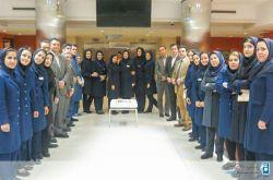 روز پرستار در بیمارستان چشم پزشکی نور