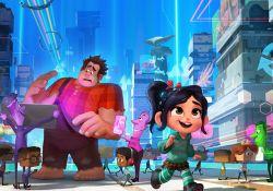 انیمیشن رالف اینترنت را خراب می کند  www.filimo.com/m/MsvQh