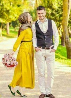 آقای خونه  ازتغییراتی که درپوشش وظاهر همسرتون میبینید؛تعریف کنید.  ندیدن ونگفتن این تغییرات، این موضوعو درذهنش جامیندازه  که بهش توجه ندارین @tanzimkhanevadeh