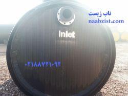 لوله ورودی سپتیک تانک