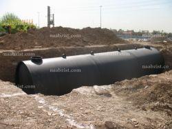 سپتیک تانک دفنی