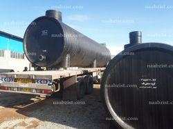 بارگیری سپتیک تانک 60 متر مکعب