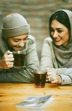 بـا فنجانی چــای هم میتوان مست شد،اگر اونـی که باید باشد، باشد...♥