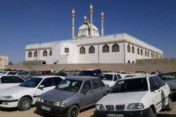 نمایی ازمسجد حمادیه شهرمون هیرمند همین الان نمازجمعه ۹۷/۱۱/۰۵